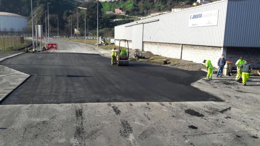 Autoridad Portuaria de Gijón 5ª Alineación