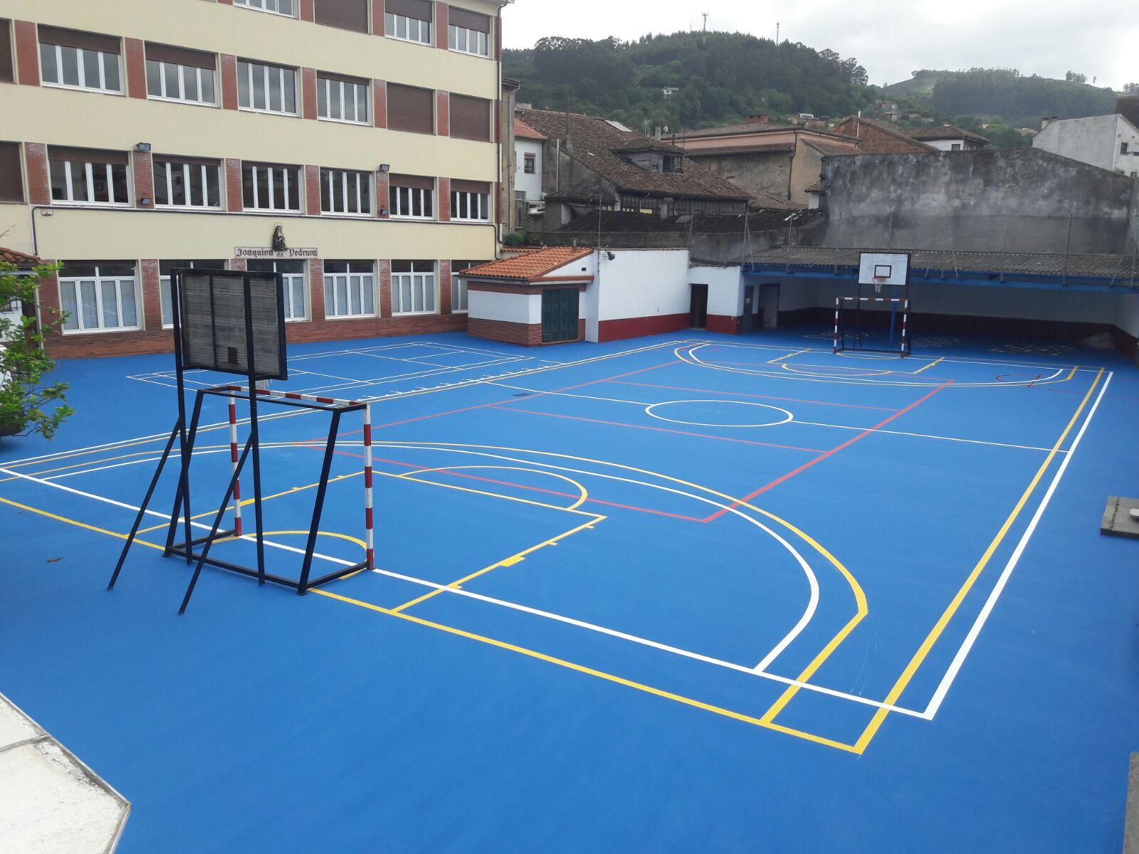 Colegio Público Maliayo en Villaviciosa10