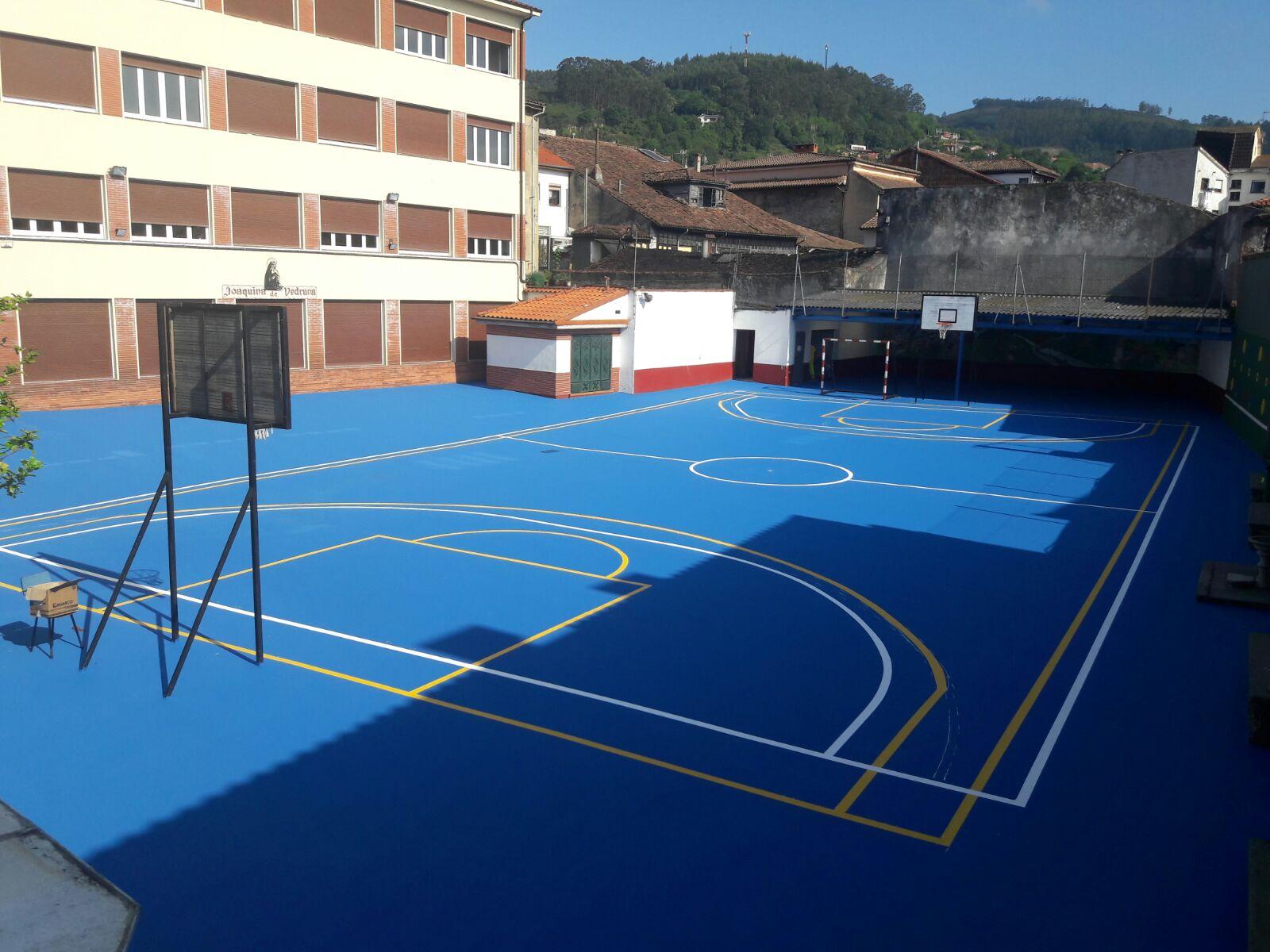 Colegio Público Maliayo en Villaviciosa14