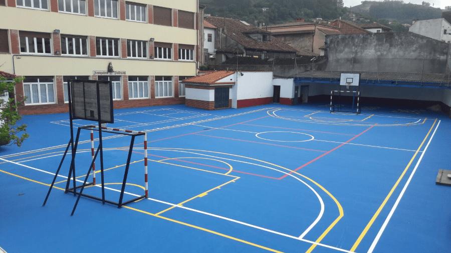 Colegio Público Maliayo en Villaviciosa