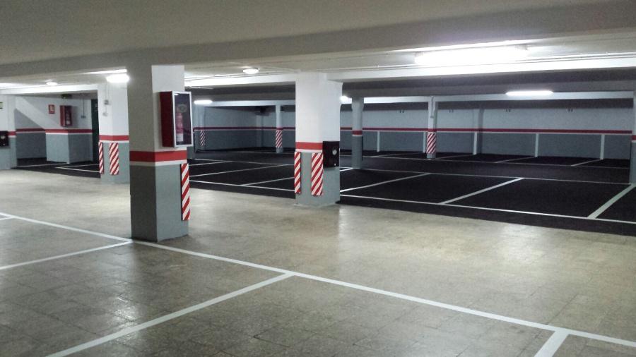 Garaje subterráneo en Gijón